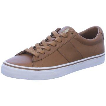 Ralph Lauren Sneaker Low braun