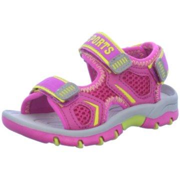 Supremo Sandale pink