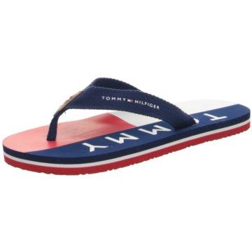 Tommy Hilfiger Pool Slides blau