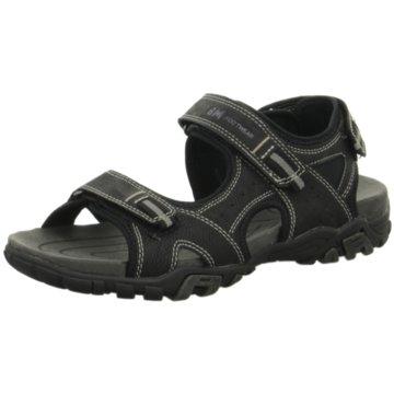 Supremo Outdoor Schuh schwarz