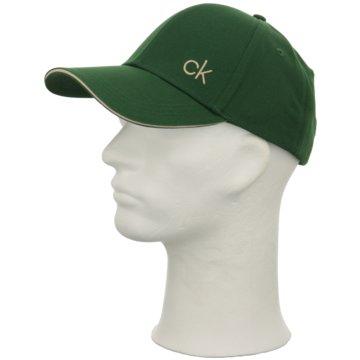 Calvin Klein Caps Herren grün