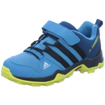 adidas Wander- & BergschuhAX2R Comfort Schuh - BC0679 blau