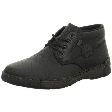 Rieker Komfort Stiefel schwarz