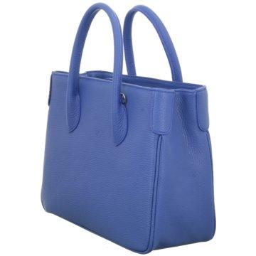 Maxima Handtasche blau
