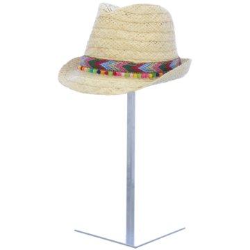 Seiden-Grohn Hut Damen beige
