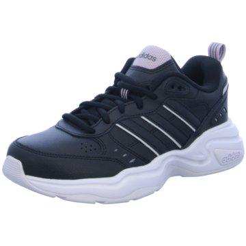 adidas TrainingsschuheStrutter schwarz