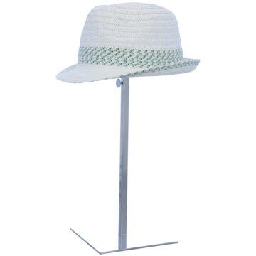 Seeberger Hüte & Mützen weiß