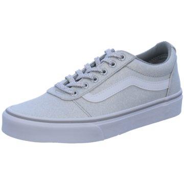 Vans Sneaker Low silber
