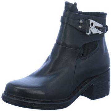 A.S.98 Chelsea Boot schwarz
