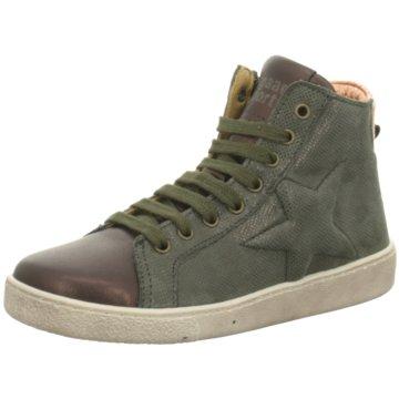 Bisgaard Sneaker High grün