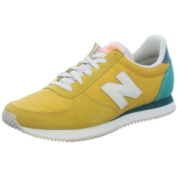 New Balance Sneaker Low gelb
