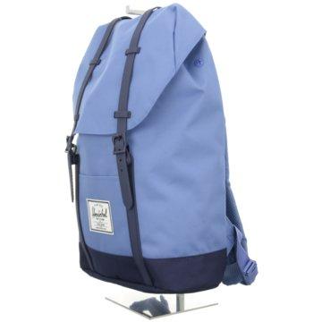 Herschel Rucksack blau