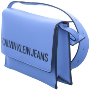 Calvin Klein Umhängetasche blau