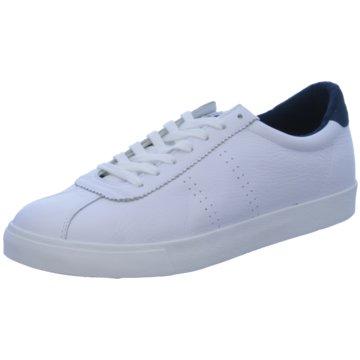Superga Sneaker LowComfleau weiß