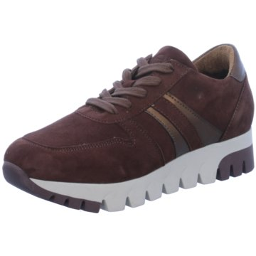 Wortmann Sneaker Low braun