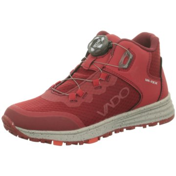 Vado Outdoor Schuh rot