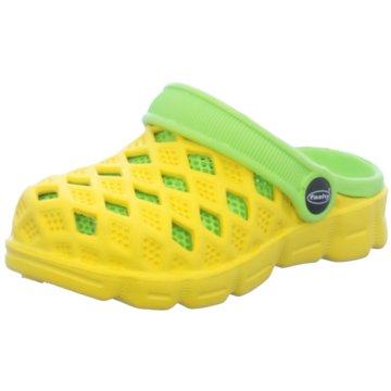 Fashy Clog gelb