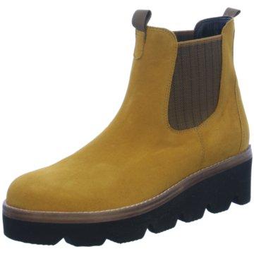 Gabor Chelsea Boot gelb
