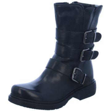 Manas Design Stiefelette schwarz