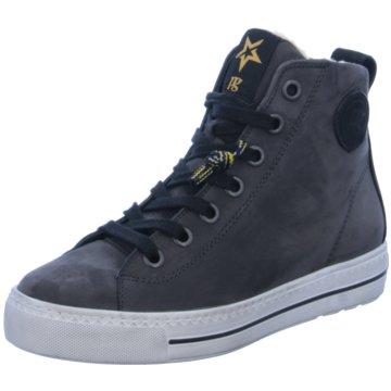 Paul Green Sneaker High4842 grau