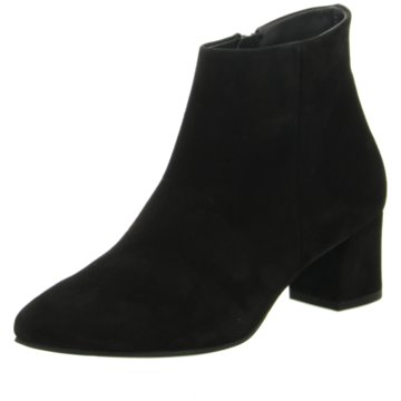 Paul Green Ankle Boot9647 schwarz