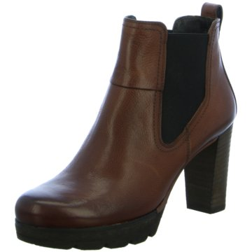 Paul Green Chelsea Boot9683 braun