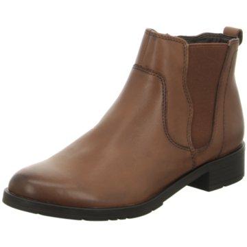Jana Chelsea Boot braun