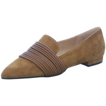 Moda di Fausto Slipper braun