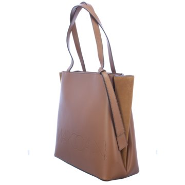 Marc Cain Shopper braun
