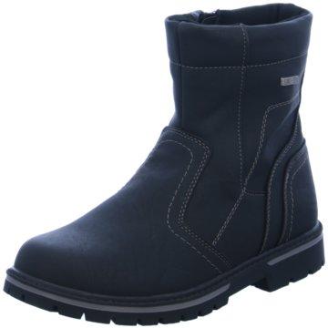 Supremo Komfort Stiefel schwarz