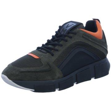 Vic Matié Sneaker Low oliv