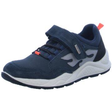 Imac Sneaker Low blau