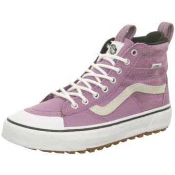 Vans Sneaker High lila