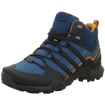 adidas Outdoor SchuhTerrex Swift R2 Mid GTX blau