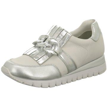 Caprice Komfort Slipper weiß