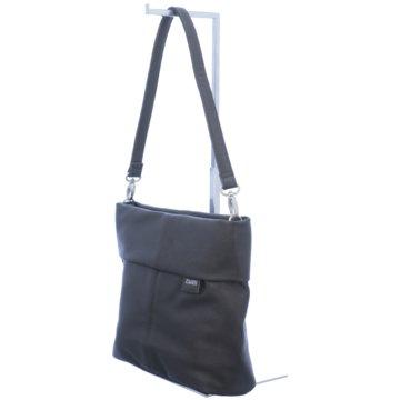 Zwei Taschen Damen braun