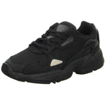 adidas Sneaker LowFalcon Sneaker schwarz