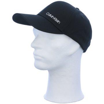 Calvin Klein Caps Herren schwarz