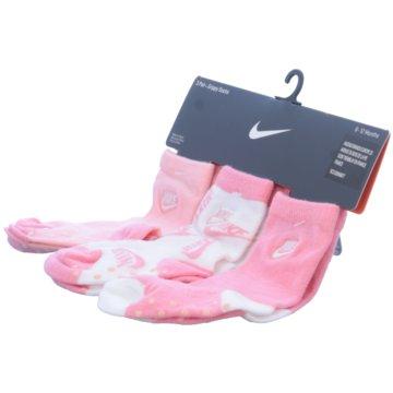 Nike Socken rosa