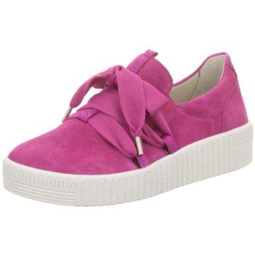 Gabor Sneaker Low pink
