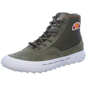 Ellesse Sneaker High oliv
