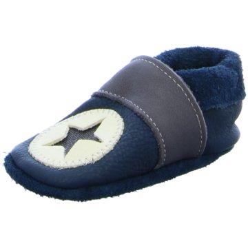 POLOLO Lauflernschuh blau