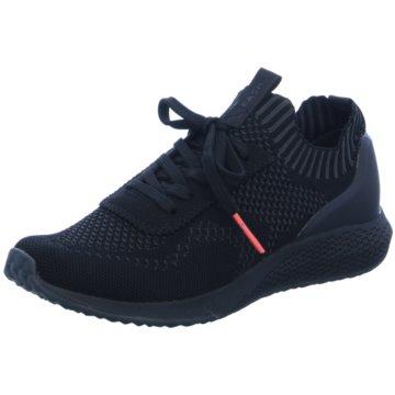 Tamaris Sneaker LowFashletics Tavia schwarz