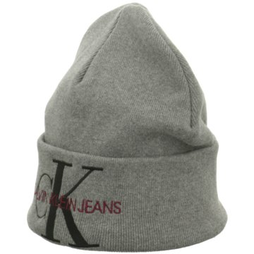 Calvin Klein Hüte, Mützen & Caps grau