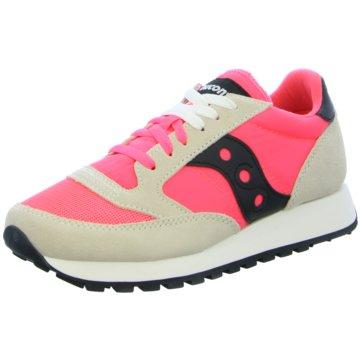 Saucony Sneaker Low pink