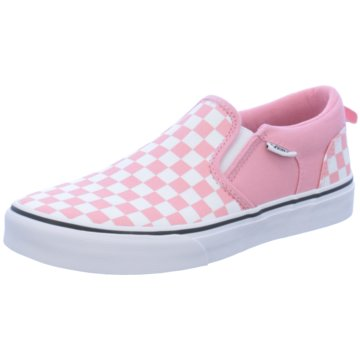 Vans Slipper pink