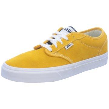 Vans Sneaker Low gelb