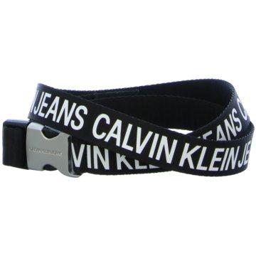 Calvin Klein Handschuhe schwarz