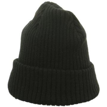 Seiden-Grohn Hüte, Mützen & Caps schwarz