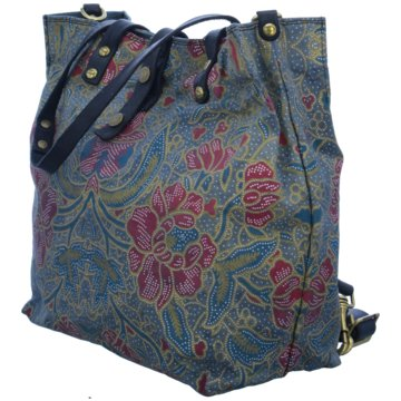 Campomaggi Taschen Damen blau